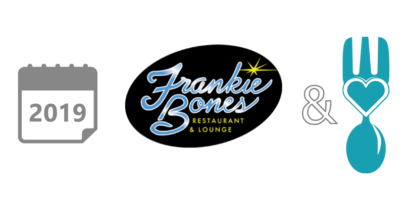 Round It Up for Second Helpings at Frankie Bones in 2019