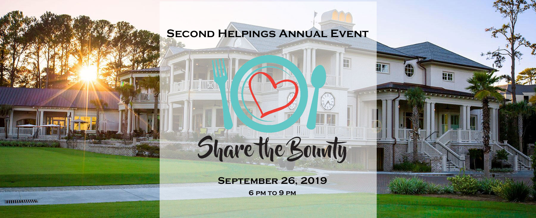 Share the Bounty 2019 at the Harbour Town Golf Links Clubhouse
