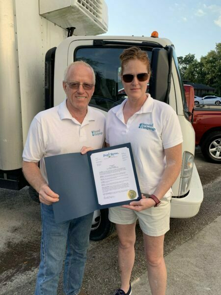Town of Port Royal declares September 11, 2019 as Food Donation Recognition Day