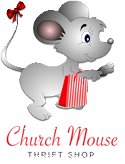 Special Thank you to The Church Mouse
